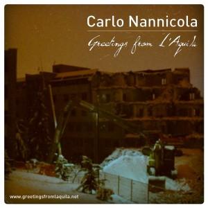 2009 - Greetings-from-L'Aquila - Carlo Nannicola