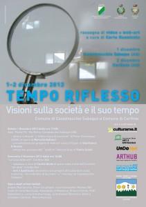 2012 - Tempo riflesso - Carlo Nannicola - Castelvecchio subequo