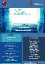 """""""Veduta sull'arte contemporanea"""", a cura di Angelo Bucciacchio, Ex Convento delle Clarisse, Caramanico Terme (CH)"""