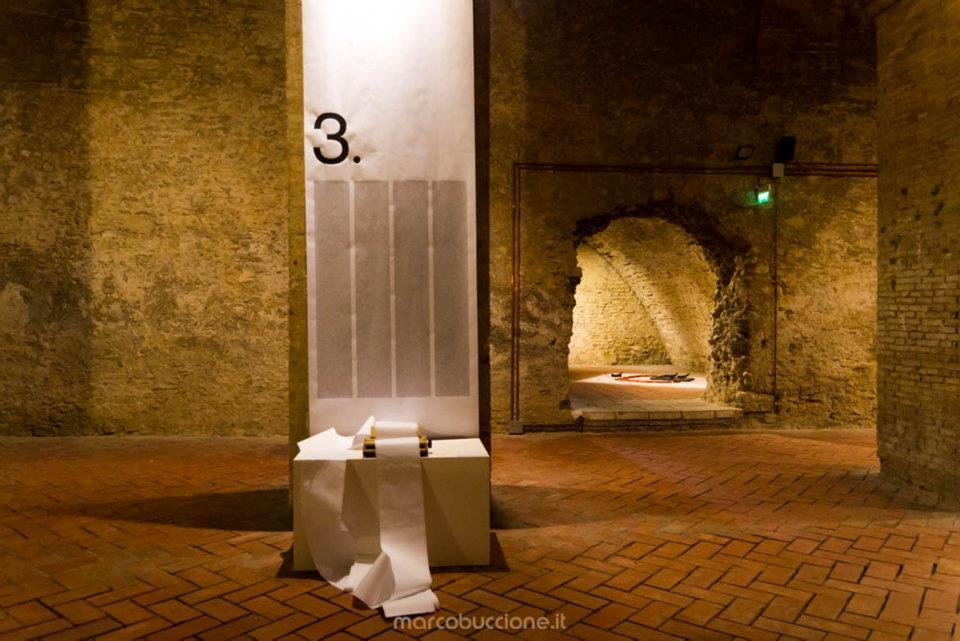 2012 - 3,1415926535 - Carlo Nannicola - Michela Del Conte - foto di Marco Buccione