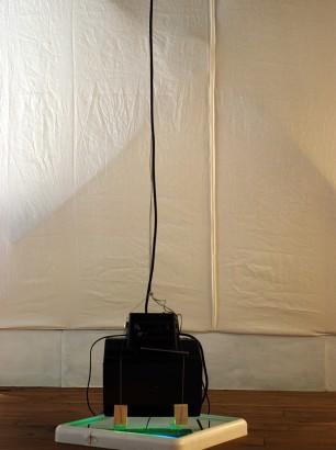 2013 - Carlo Nannicola - RGB - Installazione multimediale - 01