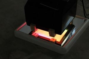 2013 - Carlo Nannicola - RGB - Installazione multimediale - foto di Antonella Bigossi - 02