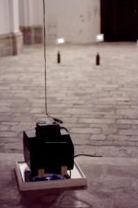 2013 - Carlo Nannicola - RGB - Installazione multimediale - foto di Marco Taddei