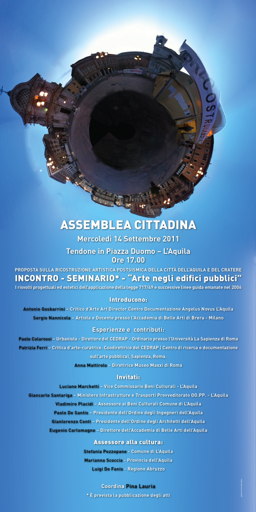 Assemblea Cittadina 14 sett 2011